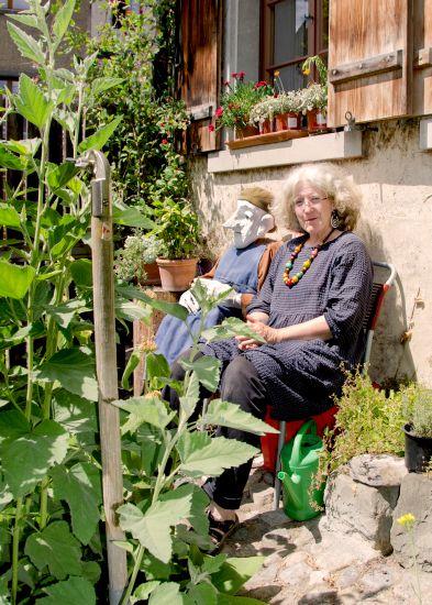 Ursula Bienz, Bild: Nadine Wiederkehr