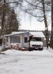 Daheim auf dem Campingplatz
