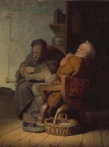 Rembrandt operiert