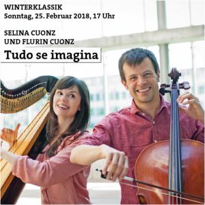 Winterklassik: Selina Cuonz und Flurin – Cuonz Tudo se imagina