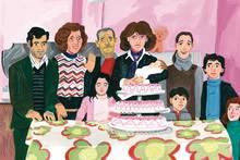 Luigi Olivadoti – Antonio e i suoi fratelli und andere gezeichnete Geschichten