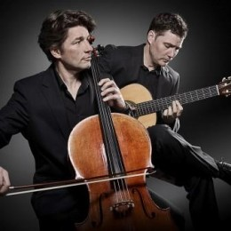 Samstagsmatinée mit Duo Singer und Fischer