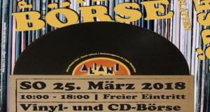 15. Albani Vinyl- und CD-Börse