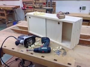 Workshop für alle: Kasten und Kästchen aus Holz