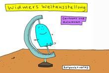 Ruedi Widmers «Weltausstellung»
