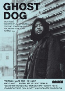 Ghost Dog (Jim Jarmusch, Usa 1999) The Way Of The Samurai