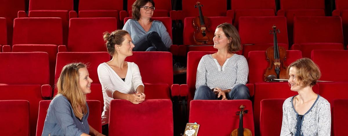 Manesse Quartett & Nathalie Hubler