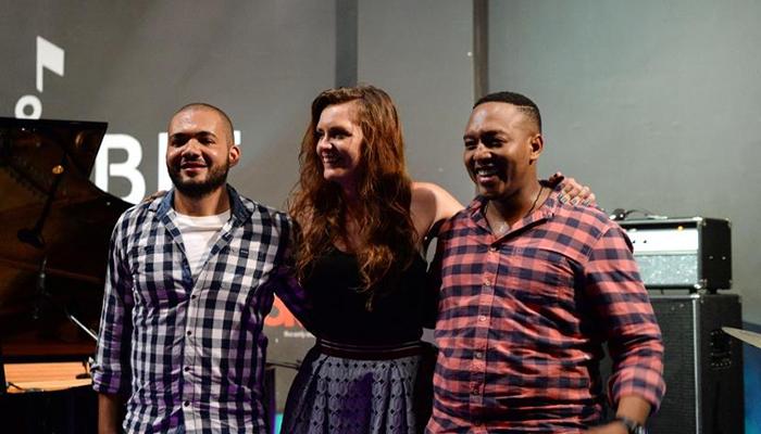 Bokani Dyer Trio