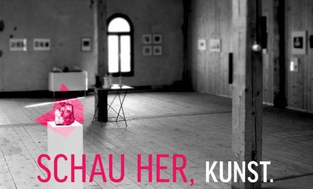SCHAU HER, K U N S T im Zeughaus Winterthur
