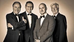 7. Internationaler Tag des Jazz: Simon Wyrsch Quartet