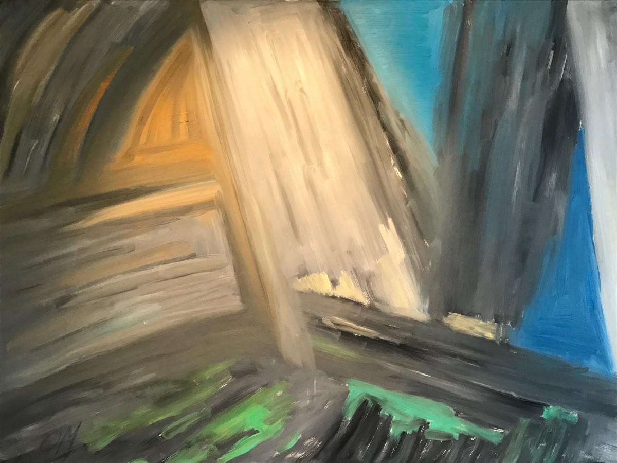 «Im Gebirge» von Oskar Mack