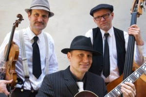 Altstadt Swing mit Zimi's Hot Swing Quartet