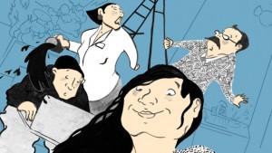 Familie Hinztagram – Improvisationstheater für Jugendliche