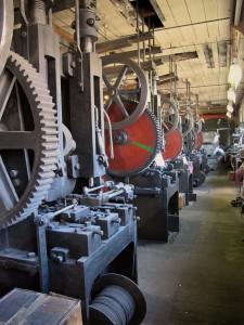 Führung: Mühlen und frühe Industrie an der Eulach