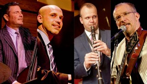 The Power Swing Quartet – A tribute to Benny Goodman & more