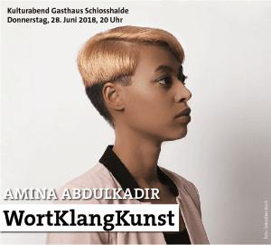 Kulturabend: Amina Abdulkadir
