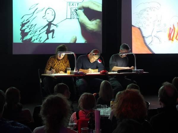 «Comic-Jam» — Winterthurer Improfestival
