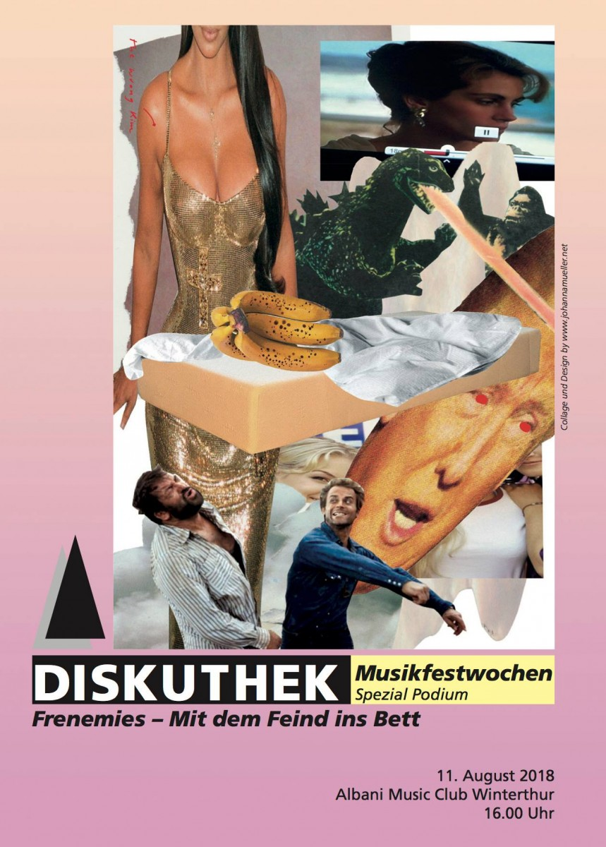 MFW-Diskuthek «Frenemies – Mit dem Feind ins Bett»
