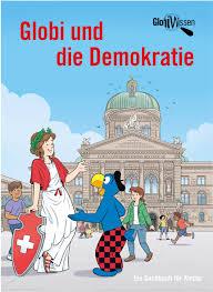 Buchvernissage: Globi und die Demokratie