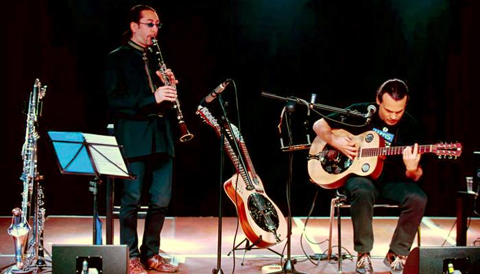 Attila Vural & Isam Shéhade