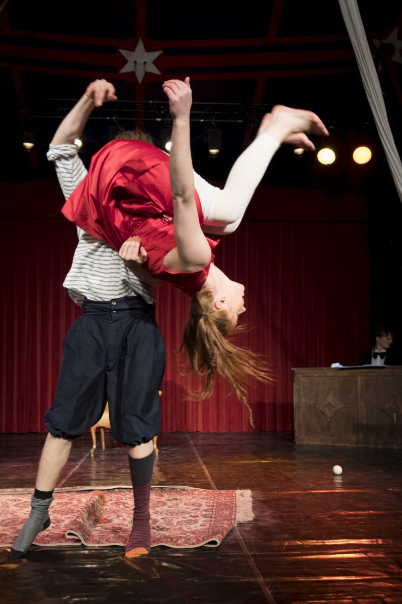 Zirkustheater KAOSMOS