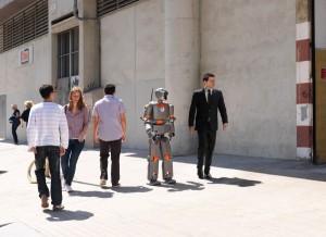 Thematische Führung: Being, Cyborg