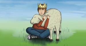 Mein Name ist Schaf