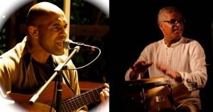 Duo Ezequiel Paragua ssu und Tonico da Silva