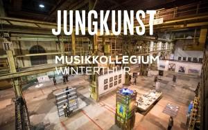 Das Musikkollegium Winterthur an der Jungkunst