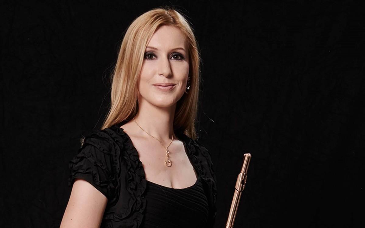 Flötenkonzerte mit Nolwenn Bargin