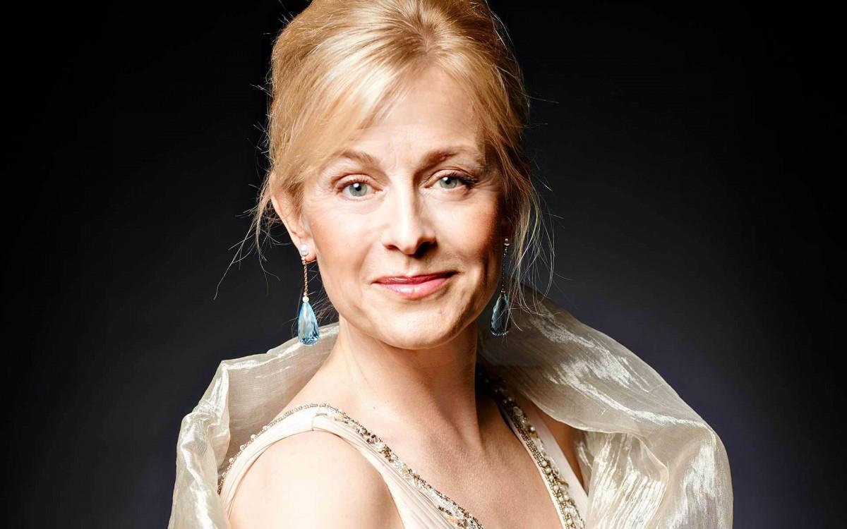 Orchesterlieder mit Lisa Larsson