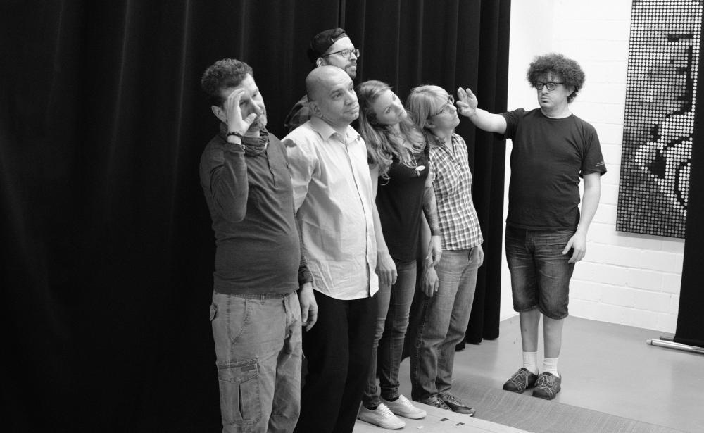 Wettbewerb: Kurzfilme von Gehörlosen