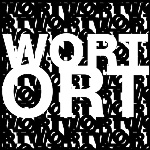 Wortort – Blanko