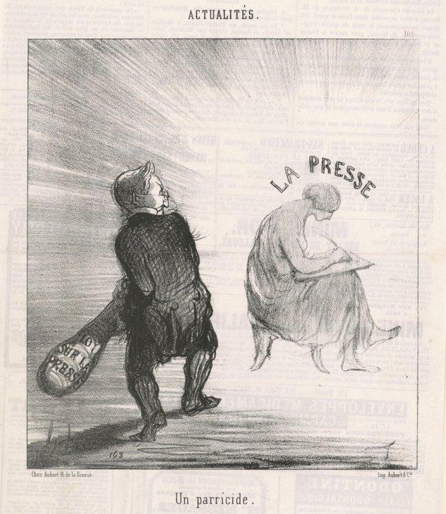 Öffentliche Führung: Daumier - Pettibon