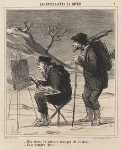 Öffentliche Führung: Daumier – Pettibon
