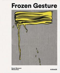 Buch-Vernissage Frozen Gesture