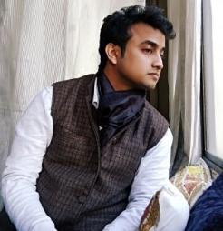 Meet the artist mit Sagar Shiriskar