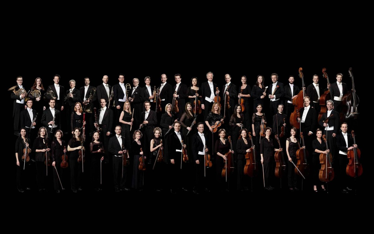 Das Musikkollegium Winterthur in der Lokstadt
