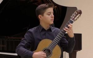 Musik über Mittag - Gitarre und Violoncello