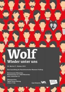 Familienprogramm Wolf: Postenlauf und Figurentheater