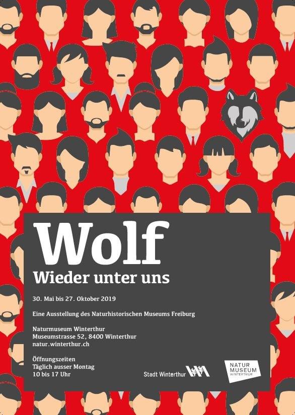 Familienprogramm Wolf: Postlauf und Figurentheater