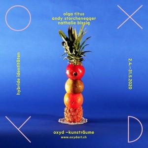 *geschlossen* Hybride Identitäten – Olga Titus, Andy Storchenegger, Nathalie Bissig