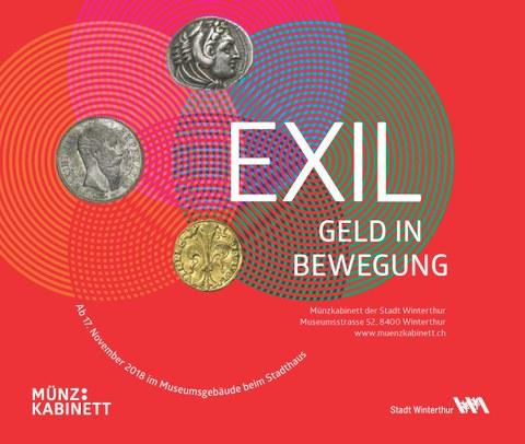 Exil – Münzen in Bewegung