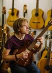 Ein Schwede baut Gitarren in der Neustadtgasse