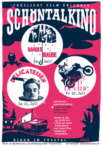 17. Schöntalkino: Harold and Maude