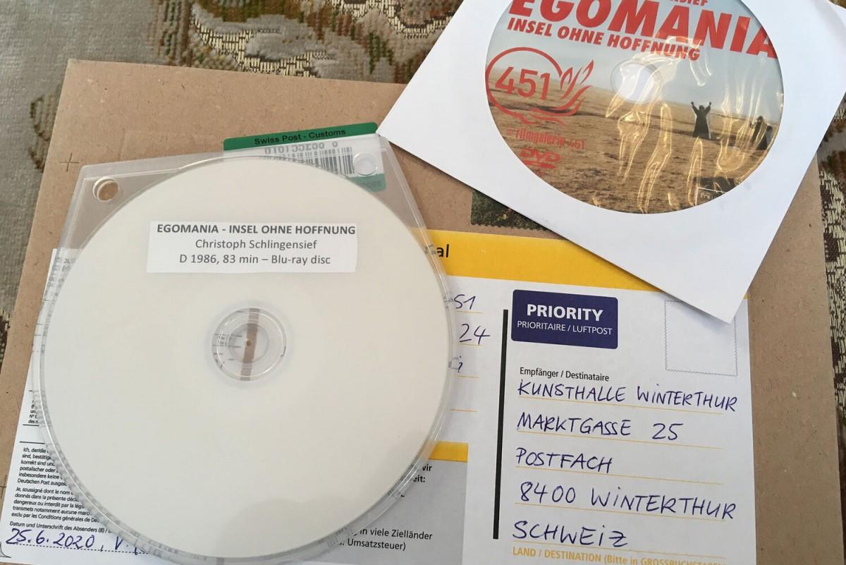 Winterthurer Langfilmtage: Lüzzas Walkman von Christian Schocher
