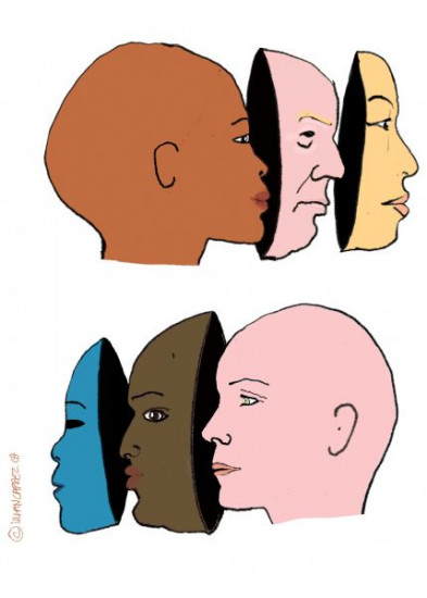 Imaginierte Identitäten und ihre realen Auswirkungen.