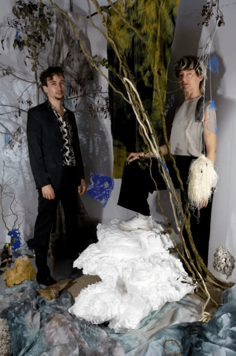 Vernissage: Begegnung ist ein Garten – Flavio Hodel, Lika Nüssli